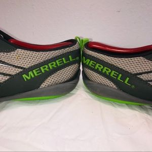 Merrell Shoes - Merrell Men's Barefoot Trail Glove Shoes - Size 9